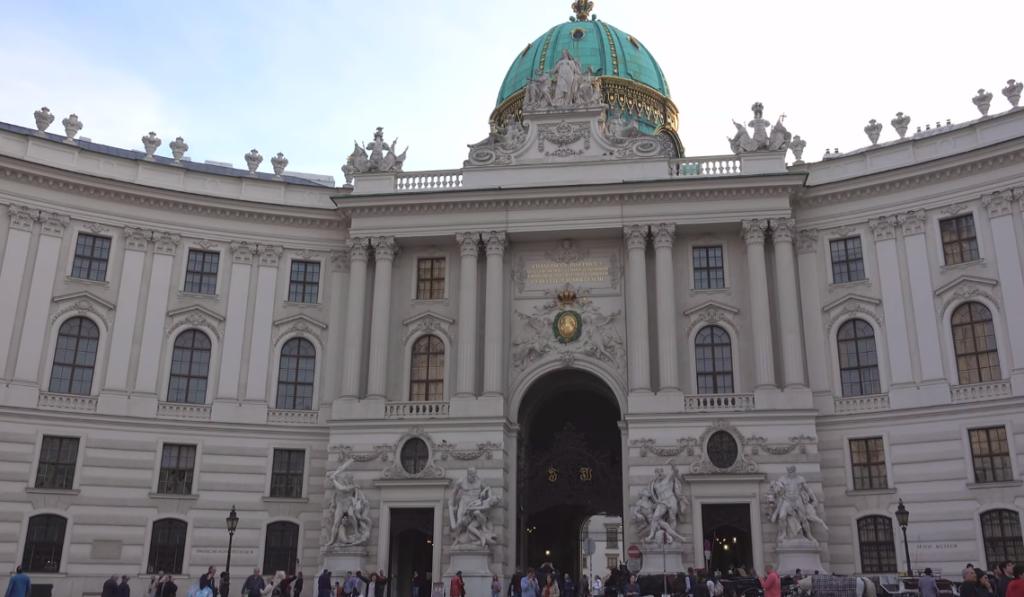 Complejo del Palacio de Hofburg