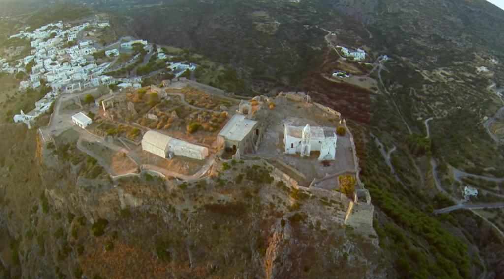 Kythira Grecia es popular